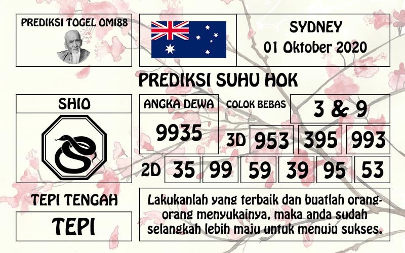 togel sd 01-10-20 asianbookie